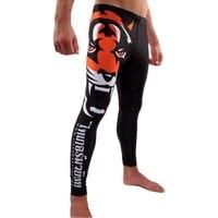 SUOTF Tiger Muay Thai kickboxing rojo ajustado pantalones transpirable pantalones cortos de entrenamiento de fitness pantalones cortos mma boxeo muay thai pantalones cortos de boxeo