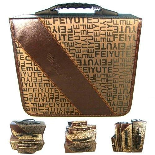 New CD DVD Carrying Case Bag Wallet Hold 200 Disc 1pcs Free Shipping