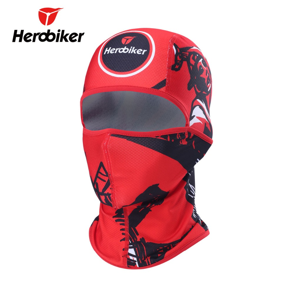 New Motorcycle Balaclava Face Mask Outdoor Sport Tactical Cosplay Costume Cycling Army Balaclava Hood Motorcycle Full