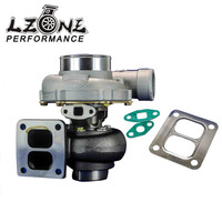 LZONE RACING HIGH QUALITY TURBO GT45R Turbo charger .70 cold,1.0 hot external w/g t4 flange TURBOCHARGER JR TURBO34