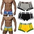 Hombres addicted mens underwear hombres short hot & sexy tamaño m, l, xl nuevo