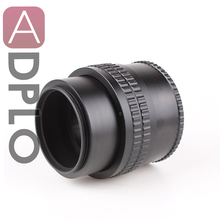 ADPLO 36mm to 90mm M65 to M65 Mount Lens Adjustable Focusing Helicoid 36 90mm Macro Tube Adapter