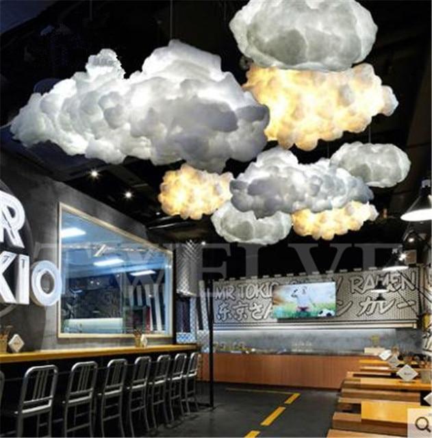 Luminaire nuage