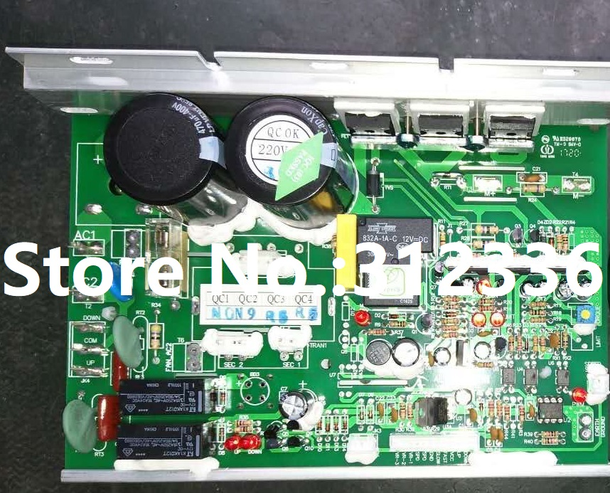 Free Shipping 220V SOLE Spirit Motor ALT6330 ALT-6330 ALT-6330A ALT6330A Controller driver treadmill circuit board motherboardFree Shipping 220V SOLE Spirit Motor ALT6330 ALT-6330 ALT-6330A ALT6330A Controller driver treadmill circuit board motherboard