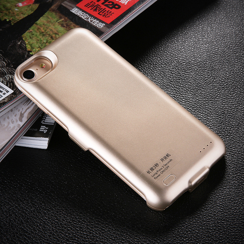3000mAh Slim Battery Case For iPhone 6 6S Power Bank Charing Case For iPhone 7 8 Battery Charger cases Back Cover 4.7 inch