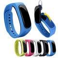 Inteligente banda b1 talkband bluetooth4.0 para auricular banda 2 pulsera inteligente smart watch pulsera para iphone 6 s para xiaomi