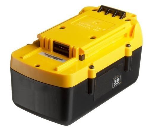 36V battery DE 3000mAh Li ion DC9360 DC234 DC305 DC900 DC901 DC415 DC301 DC80 DC901KL DC233KL