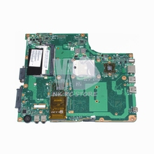 V000108710 1310A2127111 Main Board For Toshiba Satellite A215 Laptop Motherboard Socket S1 DDR2 with Free CPU