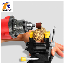 TUNGFULL Type Electrical Tools 240W Mini Grinder Variable Speed Rotary Grinding Dremel Drill Electric Engraver DIY Creative Tool
