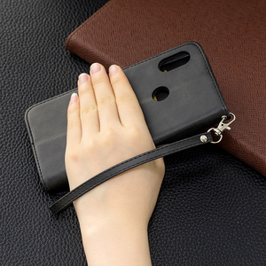 Image 4 - Винтажный чехол из искусственной кожи для Xiaomi Redmi 7 Note 7 6 Pro 5 Plus 6a A2 lite, бумажник, откидная подставка, отделения для карт, магнитная застежка