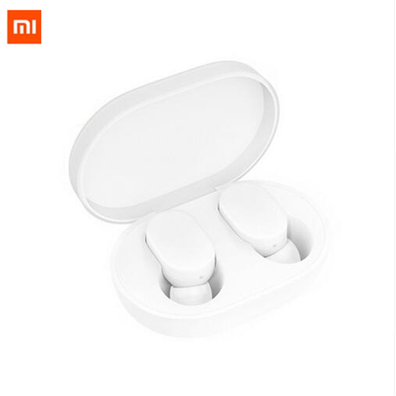 Xiaomi TWS AirDots bluetooth Earphone Youth Version stereo bass BT 5 0 Headphones With Mic Handsfree
