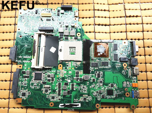 Suitable for asus N61JQ N61JA laptop motherboard HM55 ( fit i7 processor ) стоимость