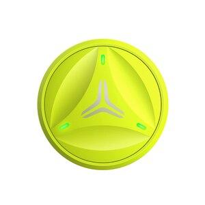 Image 4 - Coollang Sensor inteligente para raqueta de tenis, Analizador de movimientos con Bluetooth 4,0, Compatible con teléfono inteligente Android IOS