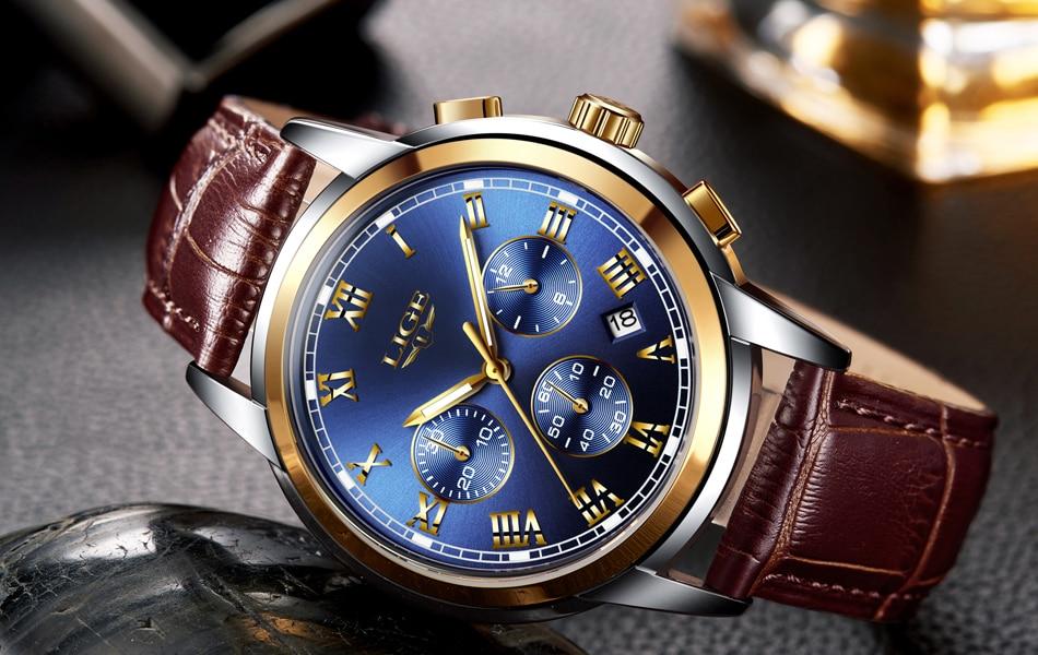 HTB1HXaleW5s3KVjSZFNq6AD3FXaQ LIGE Men Watches Top Luxury Brand Full Steel Waterproof Sport Quartz Watch Men Fashion Date Clock Chronograph Relogio Masculino