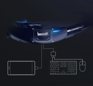 Image 4 - Flydigi wee 2T with mouse keyboard conveter Pubg controller mobile game Motion Sensing gamepad