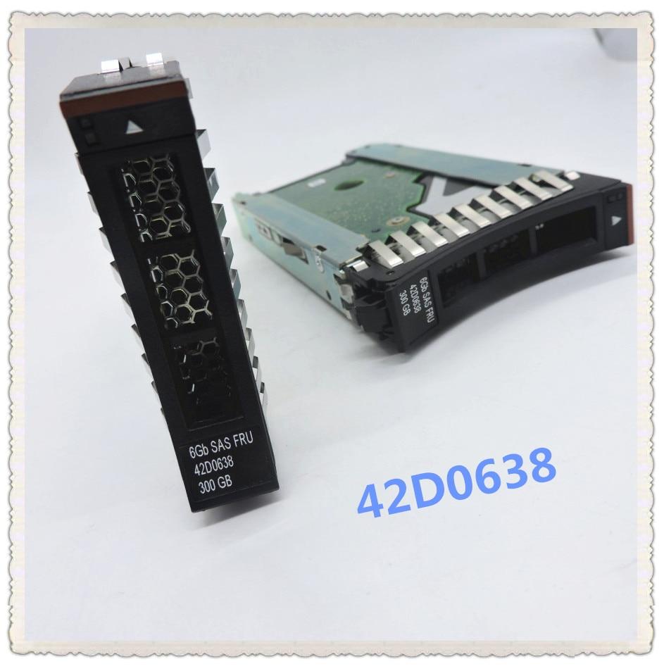 Garantir Novo na caixa original. Prometeu enviar em 24 horas 6 GB SAS FRU 42D0638 300 GB 42D0641 300G 10 K