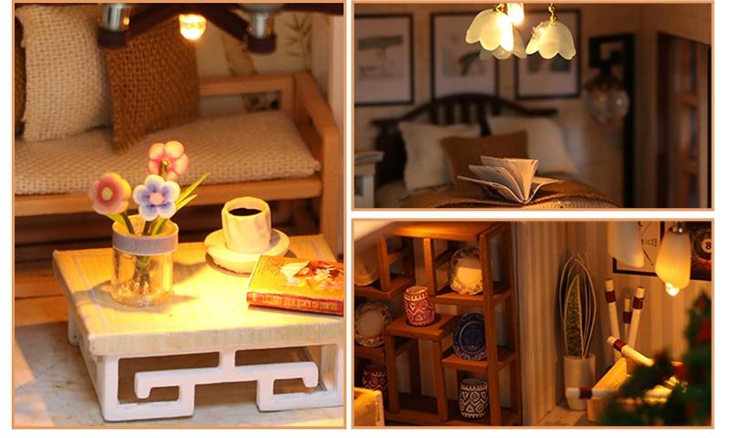 HTB1HXcYTrrpK1RjSZTEq6AWAVXam - Robotime - DIY Models, DIY Miniature Houses, 3d Wooden Puzzle