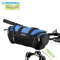 2013 Cycle Bicycle Handlebar Pack Bike Baskets Cycling Frame Pannier Tube Bag