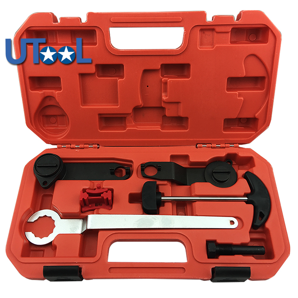 Timing Tool Set for EA211 VW Golf 7 mk7 VII Jetta 1.2 1.4 TSI TGI Petrol Engine Timing Camshaft Tool Set car petrol engine timing belt drive tool kit for ew engine code citroen peugeot 1 8 2 0 at2161