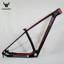 Carbon Mountain Bike Frame 29er THRUST Chinese Carbon mtb Bicycle Frame T1000 Carbon Fibre Frame Bike 29er carbon frame 27.5er