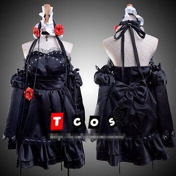 Hatsune Miku Vocaloid Kaito Miku Cosplay Costume Stage/Christmas Dress Custom-Made Free Shipping +Headdress A