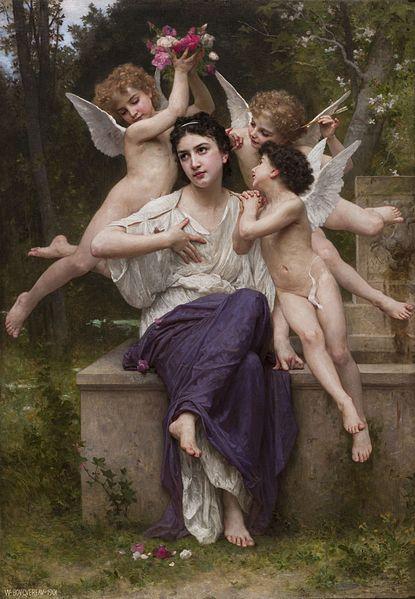 Настенное художественное украшение для дома, 48 дюймов, огромный большой размер, рисунок ангела на холсте, хорошее качество