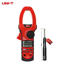 Discount! UNI-T UT209A LCD Digital Clamp Multimeter True RMS AC/DC V A Res Freq Temp  gB0639