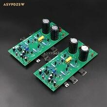 2 PCS Assembled X-A 50 Power amplifier board CLONE Music Fidelity X-A50 mono amplifier 100W+100W