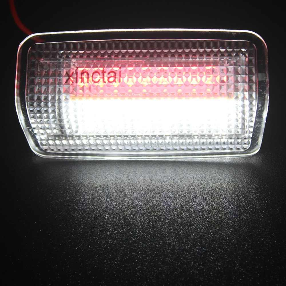Dual Color White+Red LED Courtesy Door Light for Toyota  Camry/Isis/4Runner/Reiz/Sienna/Tundra/Venza for Lexus ES350/LX570/LS600H