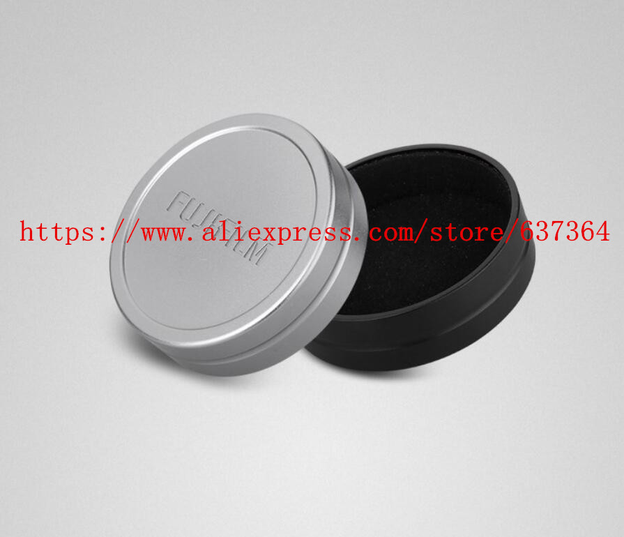 NEW For FUJI FOR Fujifilm X10 X20 X30 Lens Cap Front Cover Protector Hood Replacement Part