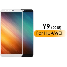 5.93 Lcd Display With Touch Screen Digitizer Assembled Frame For Huawei Y9 2018  Fla-l22 Fla-lx2 Fla-al00 Fla-la10