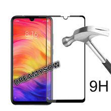 Tempered Glass For Xiaomi Redmi Note 7 6 5 Pro Protective Glass Case Redmi 6A 6 Note 4X 5A Pro Full Cover Screen Protector Film(China)