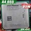 AMD Phenom II X4 955 Процессор Quad-Core (3.2 ГГц/6 М/95 Вт) Socket AM3 AM2 + 938 pin (работает 100% Бесплатная Доставка) продать 945 960 Т