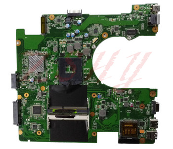 For ASUS U56E Laptop Motherboard HM65 DDR3 Free Shipping 100% test ok
