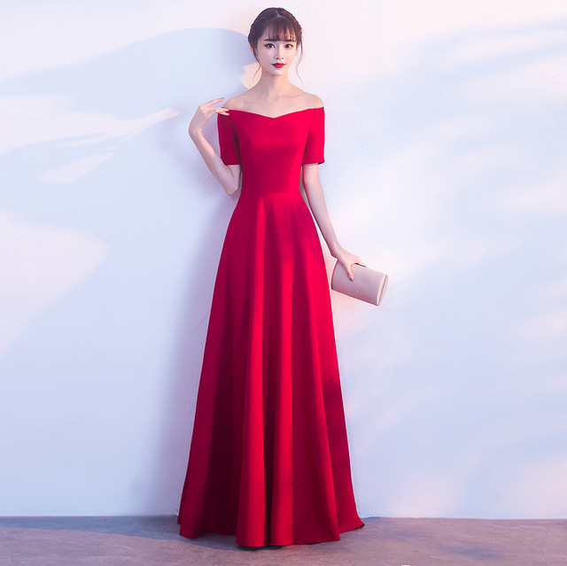 2018 Women Dresses Off the Shoulder Festival Elegant Evening Party Club Wear Sexy Formal Summer Dress Gothic Cosplay costumes