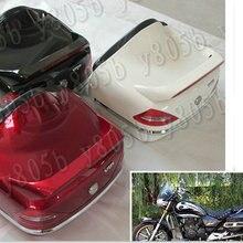 Багажник мотоцикла багажный Чехол задний ящик стойка спинки для Yamaha Vstar 400 650 1100 1300 Virago Xv 250 535 750 1100 Road Star
