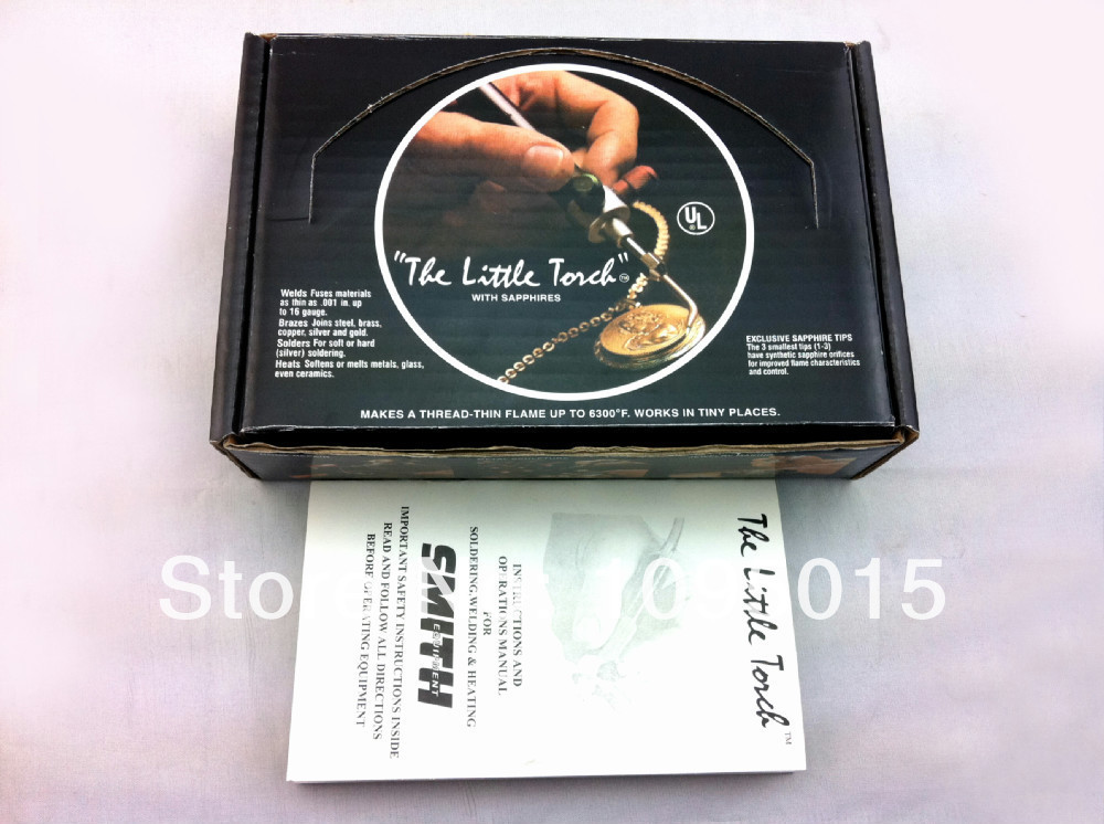 Little Torch for Gold/Silver/Metal Mini Welding Solding & Welding tools