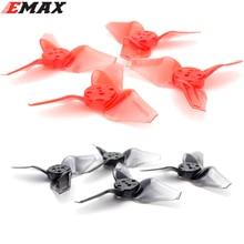 12pcs/lot Original EMAX AVAN Micro 2.3×2.7x3mm 2.3 inch 3 blade Propellers 6CW+6CCW Propellers For Babyhawk Drone (6 pair)