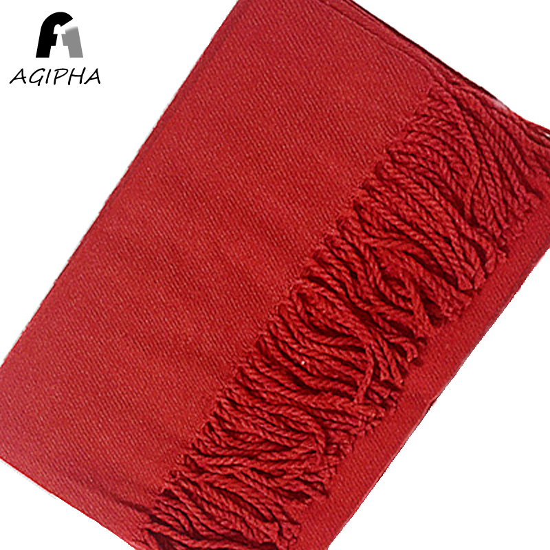 Apparel Accessories Sporting 70x175cm Warm Scarf For Women Or Men In Winter Thickened Shawl Or Spring Pure All-match Scarves Nourishing Blood And Adjusting Spirit