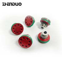 Zhenduo Toy gel ball Toy Gun jinming M4A1 gen 8 Upgrade accessories All metal Double rubber ring Cylinder pusher Reinforced seal
