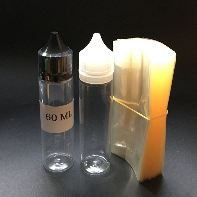 e juice bottle labels