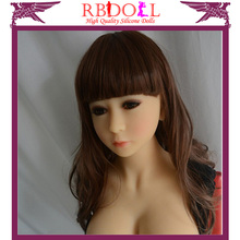 innovative products 2016 artificial mini solid silicone sex doll for men