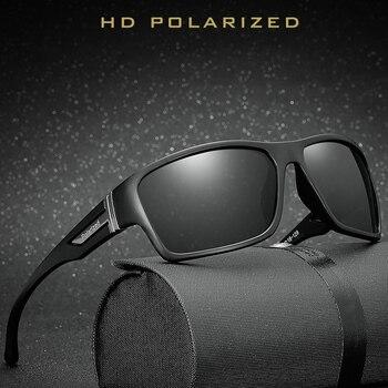 ac56b5c1f8 Gafas de sol polarizadas Vintage WarBLade mujeres hombres marca diseñador  femenino conducción gafas de sol mujeres gafas femeninas