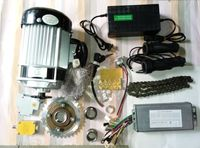 BM1418ZXF 48V 750W electric bicycle motor kit electric tircycle kit electric bike kit