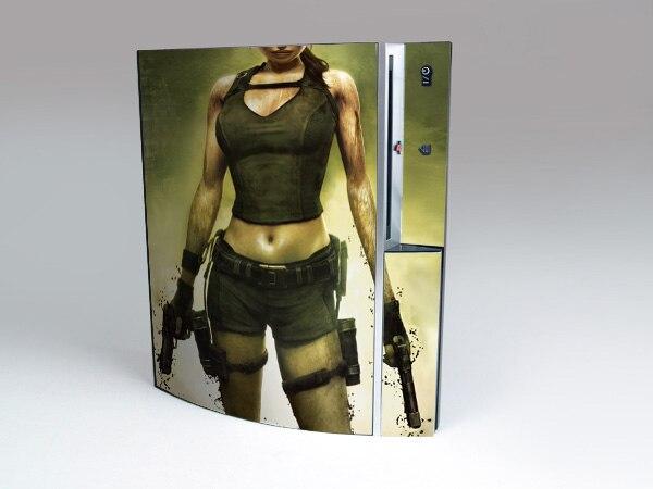 Videospiele GüNstiger Verkauf Tomb Raider 929 Vinylhaut-aufkleber-schutz Für Sony Ps3 Original-fett Für Playstation 3 Skins Aufkleber Rheuma Lindern