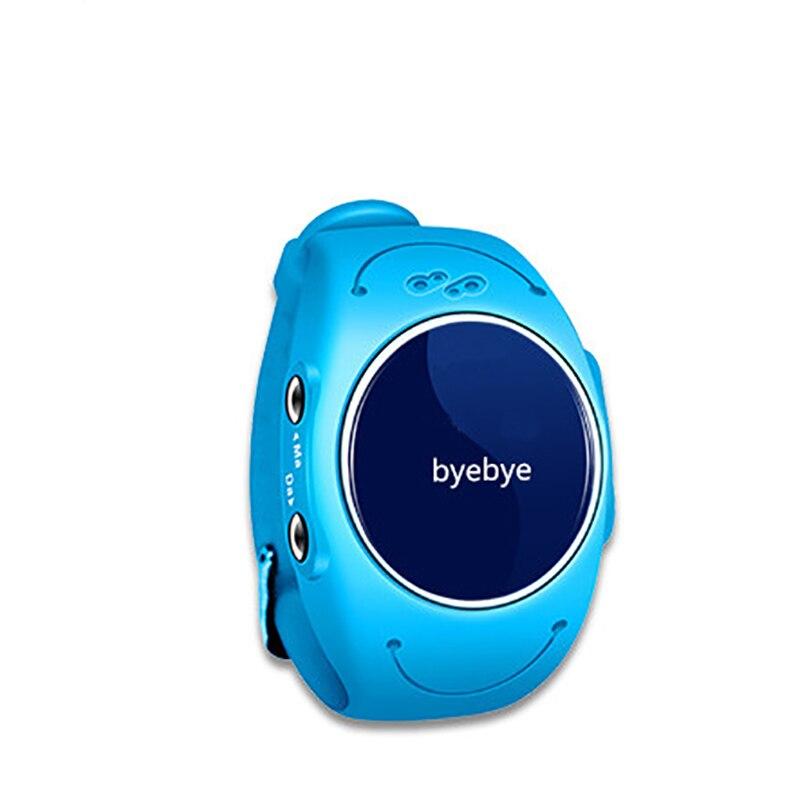 Enfants GPS Tracker montre intelligente IP67 étanche SOS appel localisateur suivi Anti perte enfants montre bracelet horloge Q520S-in Montres connectées from Electronique    1