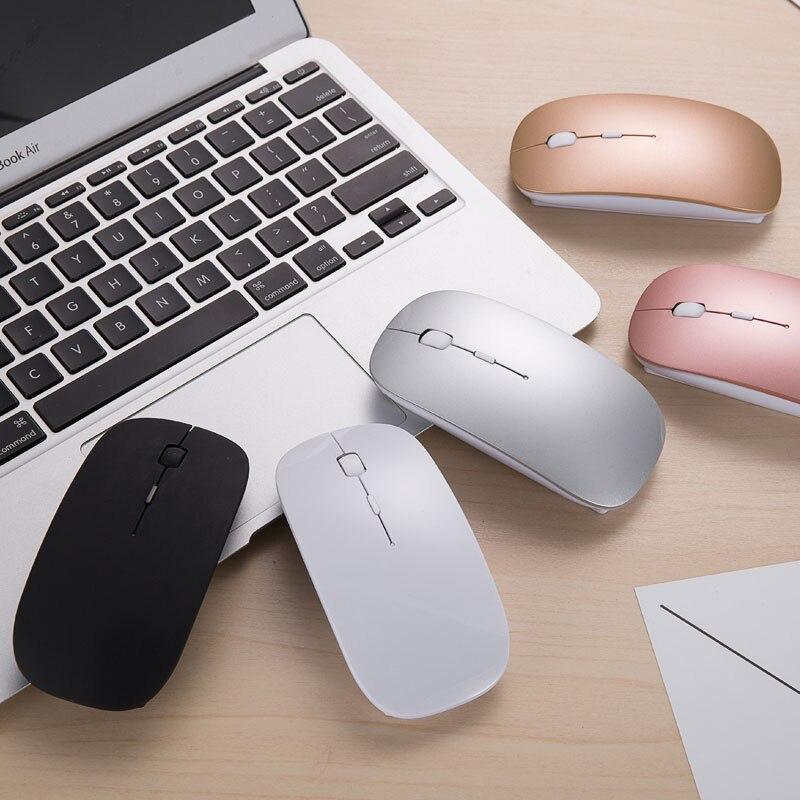 Nuevo ratón gamer ratón bluetooth para xiaomi mouse sem fio wireless mause silen