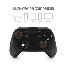 Bluetooth Wireless Android Gamepad Joystick Controller For  IOS Andriod System For PC 7/8/10 Smart TV Mini Gaming Gamepads wireless gamepads bluetooth one key connection gamepad rocker pubg games controller joystick for android ios iphone smart phones