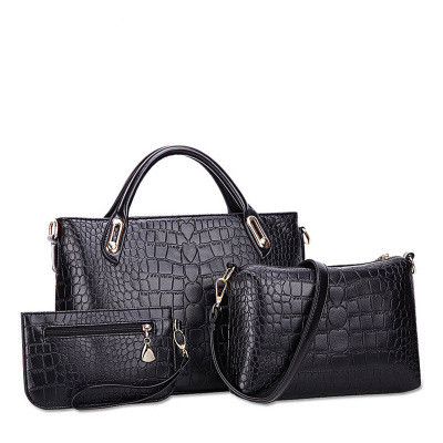 Women' Handbag Crocodile...