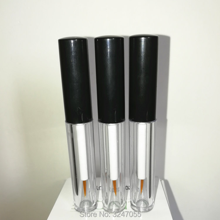 af9f010a6685 US $49.15 21% OFF|2ML 100pcs/lot Small Empty Clear Eyeliner Tube, Plastic  DIY Cosmetic Eyelash Glue Refillable Bottle, Eyeliner Growth Liquid Tube-in  ...